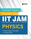 Solved Papers & Practice Sets IIT JAM (Joint Admission Test for M. Sc. from IITs) - Physics