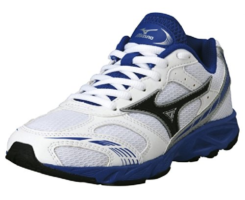 Mizuno Crusader Junior Chaussure De Course à Pied - AW14 Black