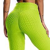 FITTOO Mallas Pantalones Deportivos Leggings Mujer Yoga de Alta Cintura...