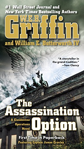 The Assassination Option (A Clandestine Operations Novel Book 2) (English Edition) (Griffin Web Ebooks)