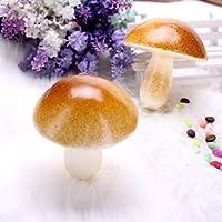 Preisvergleich für Bazaar 10pcs Gemüse gefälschte Mushroom Home Decoration Foto Learning Props