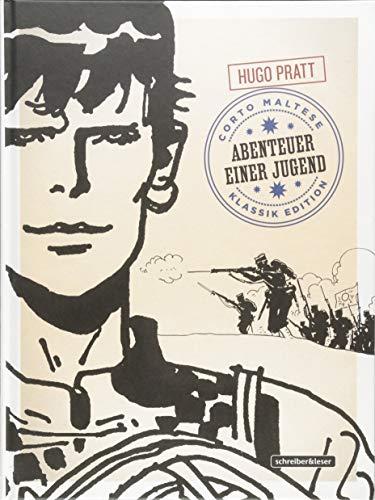 Corto Maltese: 9. Abenteuer einer Jugend (Klassik-Edition in Schwarz-Weiß) (Corto Maltese – Klassik-Edition)