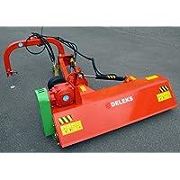 Ajustable Schredder para hierba para 35 – 60 HP con eje Pto Incluye ...