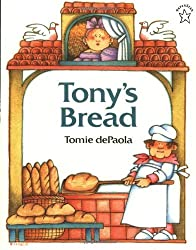 Tony's Bread (Paperstar Book) by Tomie dePaola (1996-04-16)