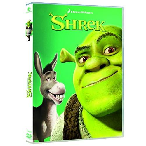 Shrek 1 [DVD] 2