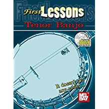 First Lessons Tenor Banjo (Mel Bay'S First Lessons)