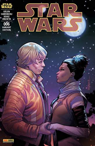 Star Wars nº6 (Couverture 2/2) par Kieron Gillen