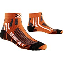 X-Socks de Hombre X Run Speed Calcetín 2 Unidades, otoño/Invierno,