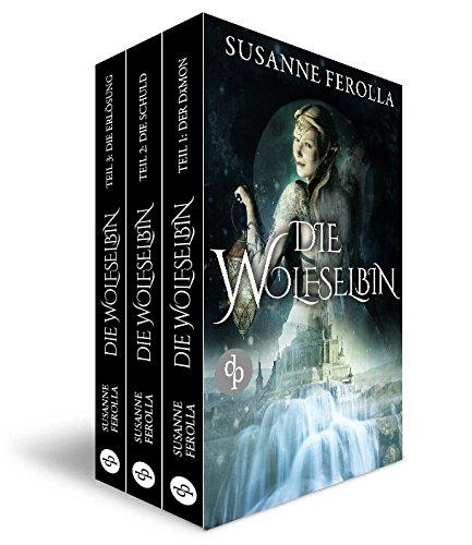Buchseite und Rezensionen zu 'Die Wolfselbin - Gesamtausgabe (Fantasy)' von Susanne Ferolla
