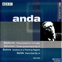 Anda Sp.Beethoven/Schumann