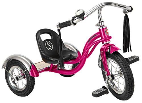 schwinn-roadster-tricycle-hot-pink