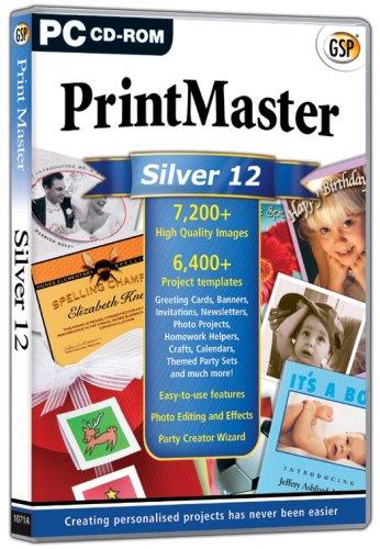 Preisvergleich Produktbild RD - Printmaster Silver 12 (PC)