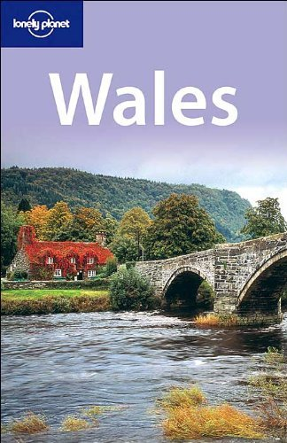 Portada del libro Wales (Lonely Planet) by Abigail Hole (1-May-2004) Paperback