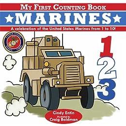 Epub Descargar My First Counting Book: Marines