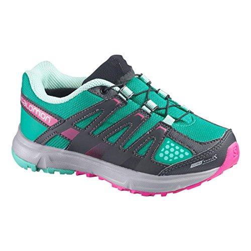 Salomon  Xr Mission Cswp J, Chaussures de sport d'extérieur pour homme Rot türkis/grau