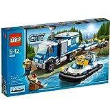 LEGO City 4205 - Persecución en el Río