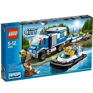 LEGO City 4205 Off-Road Command Center (403pcs)