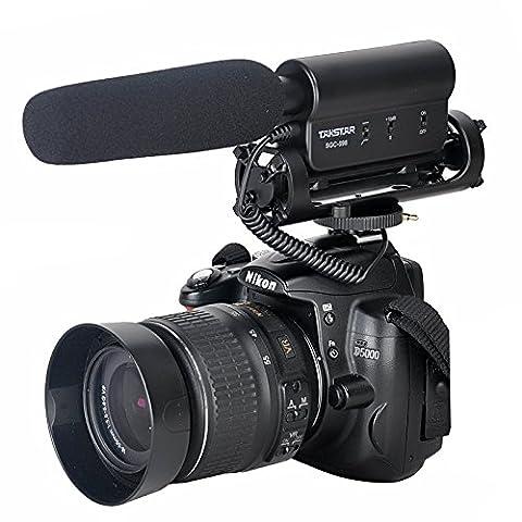 Amzdeal-Micrfono-can-de-condensador-de-vdeo-profesional-para-cmaras-digitales-SLR-y-videocmarasMicrfono-para-Nikon-Canon-Cmara-DV-Camcorder-Nikon-DSLR-Cmara-Canon-DSLR-Cmara-Takstar-SGC-598