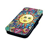 Best Buds Phone Cases - WTF   iPhone 5/5s Hippy Sun   Faux Review