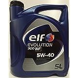 ELF Evolution 900NF 5W-40Huile de moteur, 5litres
