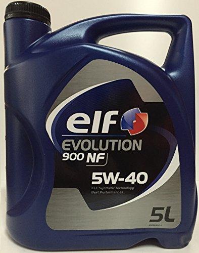 Elf 1951052031-Olio Sintã ‰ Tico Evolution 900NF 5W405L