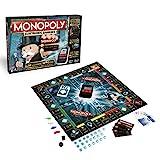 Hasbro MonopolyB6677105 Electronic Banking - Version Anglaise...