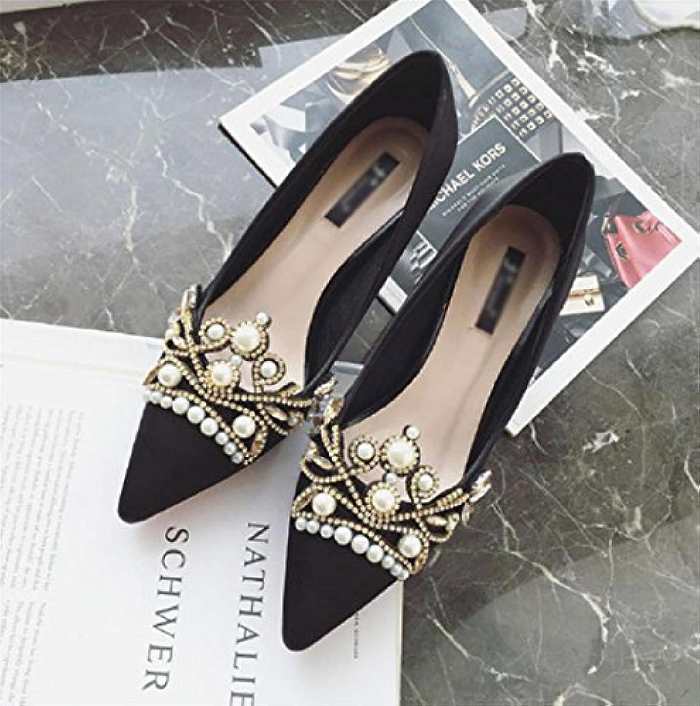 Kitzen Le scarpe da tennis della seta di modo di modo della perla delle donne calza i pattini di cerimonia nuziale... | Di Progettazione Professionale  | Uomo/Donna Scarpa