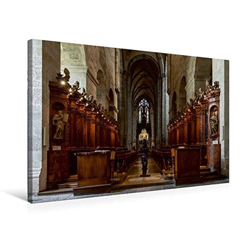 Calvendo Premium Textil-Leinwand 75 cm x 50 cm Quer, Ein Motiv aus Dem Kalender Stift Heiligenkreuz...