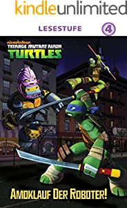Robot Rampage (German Version)(Teenage Mutant Ninja Turtles)