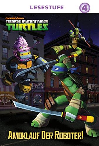 Robot Rampage (German Version)(Teenage Mutant Ninja Turtles ...