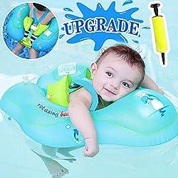 Flotador hinchable para niños Entre 6 Meses-3 Años