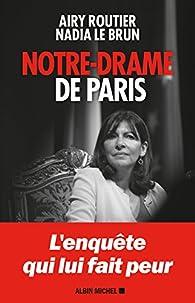 Notre-Drame de Paris par Airy Routier