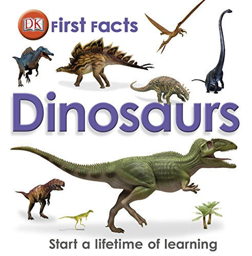 Amazon First Company: First Facts Dinosaurs: Amazon.co.uk: DK: Books