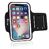 Sportarmband für iPhone X / 10. Armband Telefon Handyhalter Case für Laufen, Workout, Joggen und Fitness