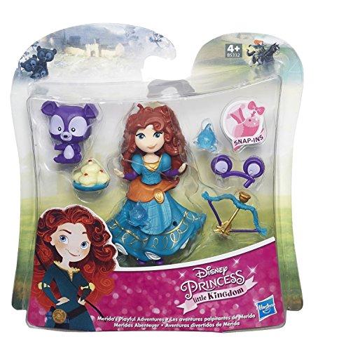 Hasbro European Trading B.V. B5331EU4 - Disney Princess Little Kingdom Freunde-Set, sortie Preisvergleich