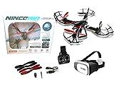 Nincoair Quadrone Shadow Wifi FPV + Gafas VR. Pilota como si estuvieras dentro del drone. 16252/4224
