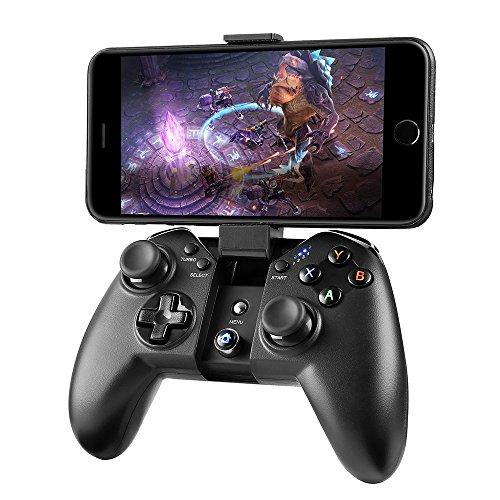 Gamepad, Madgiga Wireless Game Controller Bluetooth Drahtlose Klassische Joystick für PC, Android Tablet, Phone, TV, PS3, Samsung Gear VR