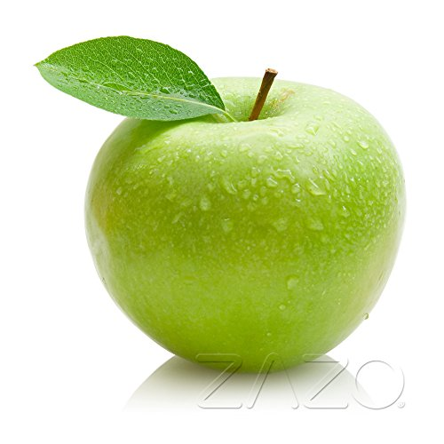 Apple Shisha Green (Green Apple für E-Zigarette/Shisha 10ml / 0mg Nikotin)