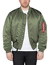 new product 88c1b 1530c Amazon.co.uk: Alpha Industries: Clothing