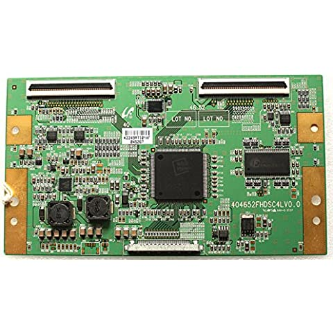 Tcon Board para Toshiba 46x f355d LVDS LCD TV 404652fhdsc4lv0.0