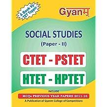 SOCIAL STUDIES (PAPER - II) CTET-PSTET-HTET-HPTET