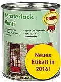 Pigrol Fensterlack Venti 45 weiß 2,5 Liter