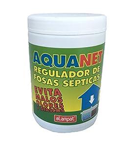 tratamiento fosas septicas: Alampat Regenerador de Fosas Sépticas - 800 gr