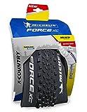 Michelin Force XC neumático de bicicleta Unisex, negro