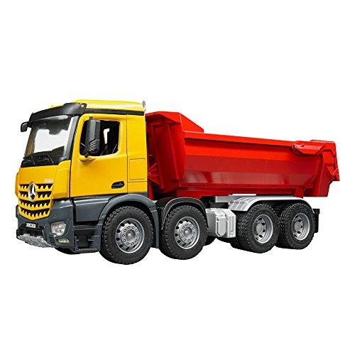 bruder-mb-arocs-half-pipe-dump-truck