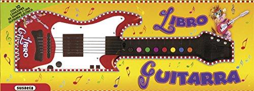 Libro guitarra / Guitar book por SUSAETA
