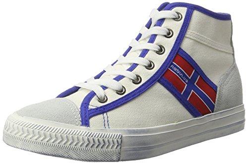 Nebulus Leder Sneaker York Damen, 42