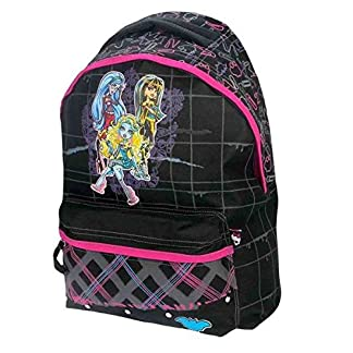Backpack Monster High – 41x30x14cm Mochila  Love at First Bite  – 2013/2014 Volver