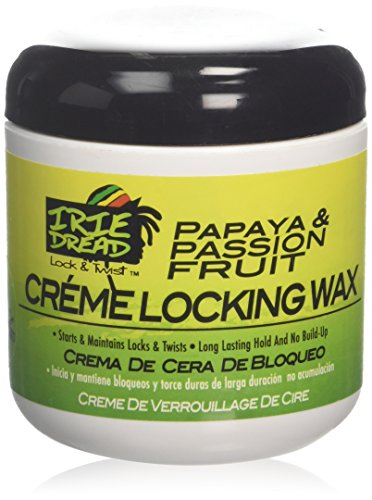 IRIE DREAD Creme Locking Wax (6 oz) by Irie Dread