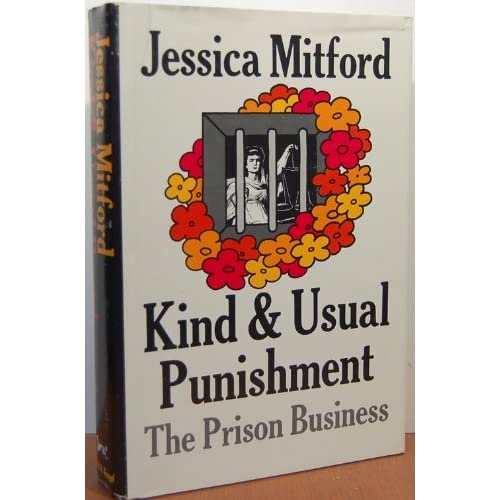 Kind and Usual Punishment; the Prison Business